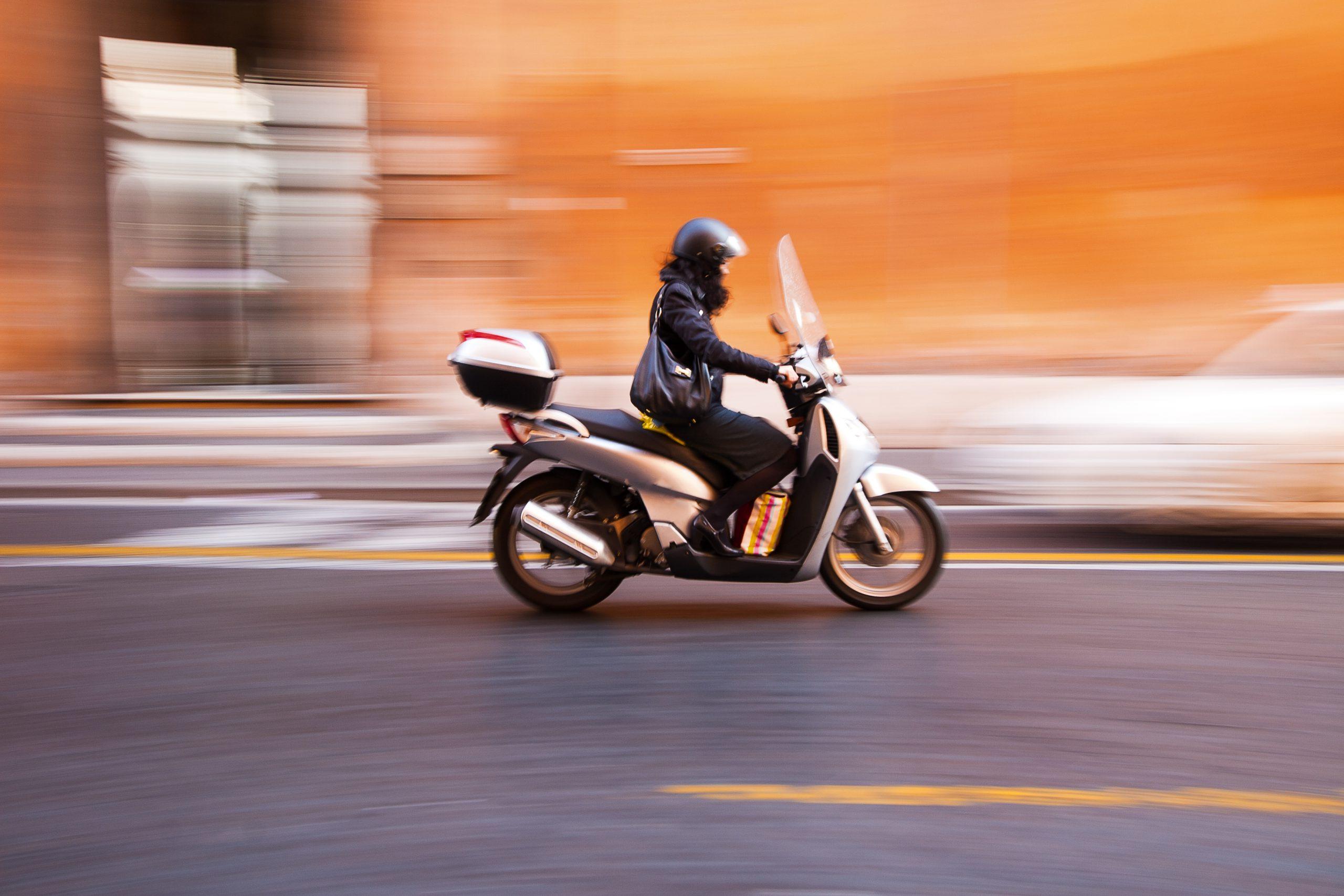 motorscooter verzekeren