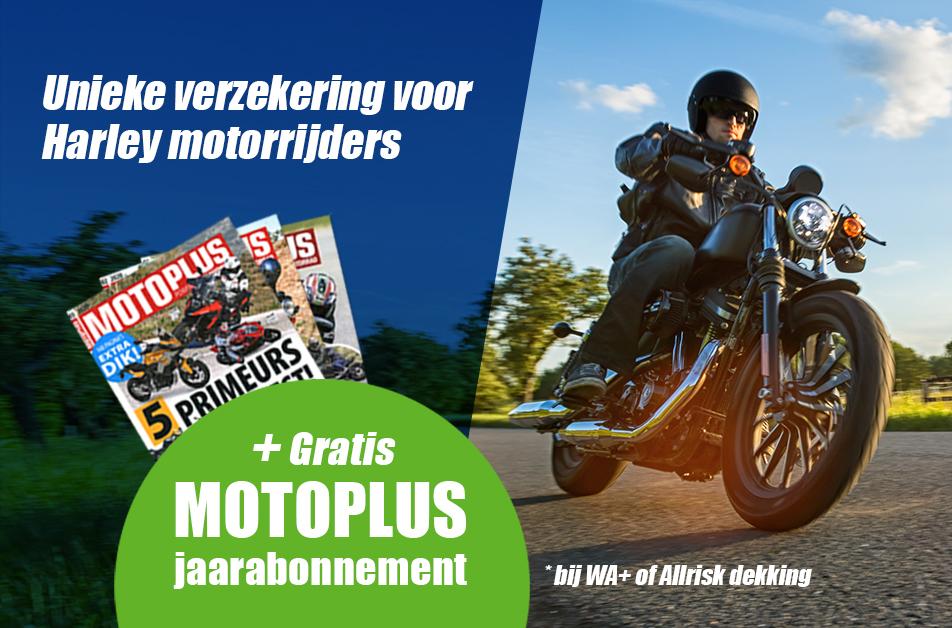 Harley motorverzekering Motoplus