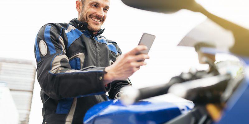 Flex Casco Motorverzekering - Net zo flexibel als jij!